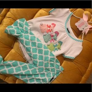 NWT Mudpie Outfit